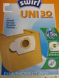 Swirl Staubsaugerbeutel UNI30 (UNI 30)