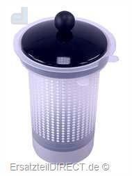 Bodum Filter mit Presseinheit 1.5L Teebereiter