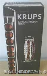 Krups Nespresso Kapselhalter XB3010 für 40 Kapseln