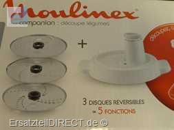 Moulinex Küchenmaschinen Deckel XF383110 zu HF800A