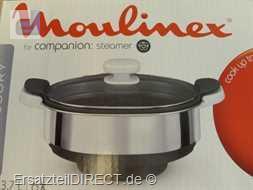 Moulinex Küchenmaschinen XF384B10 zu HF800A