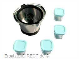Moulinex Küchenmaschinen Behälter XF387E10 HF800A