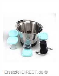 Krups Küchenmaschinen Mini-Schüssel HP5031 HP6051
