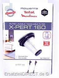 Rowenta Staubsauger Filter ZR005202 X-Pert 160 360