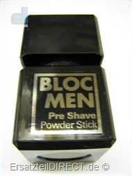 BLOC MEN Puderstift /Pre Shave Powder Stick 50g #