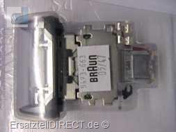 Braun Antriebseinheit (sw-si) Syncro Typ 5493 5494