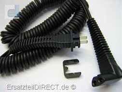 Braun Spiralanschlusskabel (1.5m)  Pulsonic/Serie7