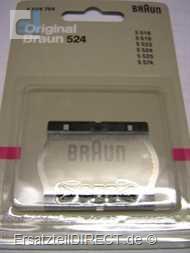 Braun Rasierer Scherblatt SB524 (Scherfolie 524)