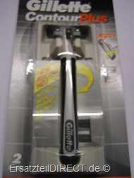 Gillette Contour Plus Naß-Rasierer (Apparat) #