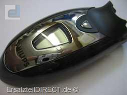 Philips Ras. Gehäusefront HQ9190 Vorderteil +Gummi