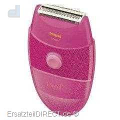 PHILIPS Ladyshave ANGEL HP6307 /Batteriebetrieb #