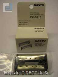 Sanyo Scherfolie VK-SS 10 (VK-SS10) für SV-SS10