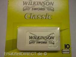 Wilkinson Ersatzklingen Classic / 10er-Pack #